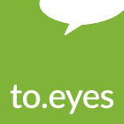 to.eyes Augenoptiker-Werbung